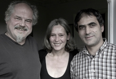 Matthias, Susi, Gocha, August 2008